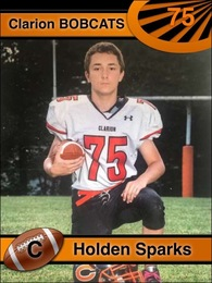 Holden Sparks's Football Recruiting Profile