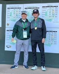 Rocco Turner's Men's Golf Recruiting Profile