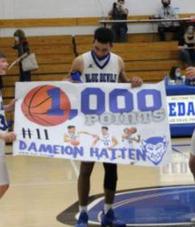 Dameion Hatten's Men's Basketball Recruiting Profile