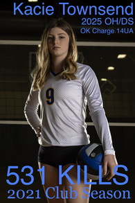 Kacie Townsend's Women's Volleyball Recruiting Profile