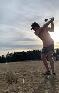 Austin Burnham's Men's Golf Recruiting Profile