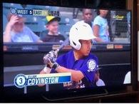 Elijah Covington's Baseball Recruiting Profile