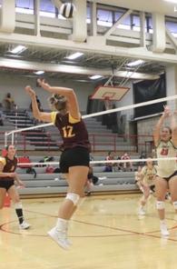Reese Czarniecki's Women's Volleyball Recruiting Profile