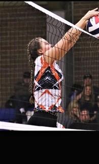 Reena Truman's Women's Volleyball Recruiting Profile