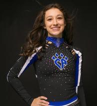 Izzi Baggett's Cheerleading Recruiting Profile