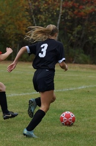 Hannah Woodhouse's Women's Soccer Recruiting Profile