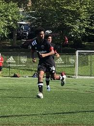 Sebastian Richardson's Men's Soccer Recruiting Profile
