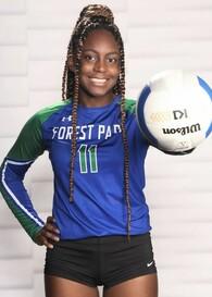 Deja Clarke's Women's Volleyball Recruiting Profile