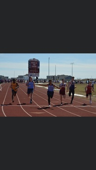Jaden Compson's Men's Track Recruiting Profile