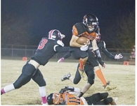Cole Sikes's Football Recruiting Profile
