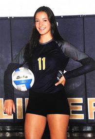 Becky Wikenheiser's Women's Volleyball Recruiting Profile