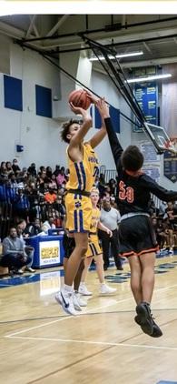 Porter Moore's Men's Basketball Recruiting Profile