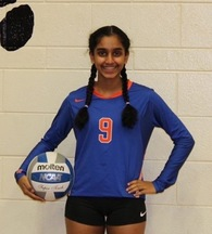 Veda Chadalavada's Women's Volleyball Recruiting Profile