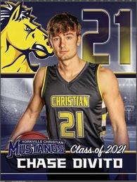 Chase DiVito's Men's Basketball Recruiting Profile