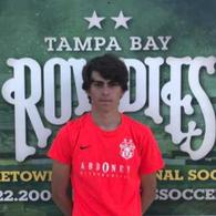 Athen Slavkin's Men's Soccer Recruiting Profile