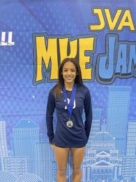 Tyra Jones's Women's Volleyball Recruiting Profile