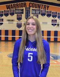 Lauren Lewis's Women's Volleyball Recruiting Profile