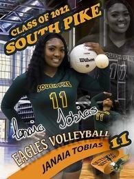 Janaia Tobias's Women's Volleyball Recruiting Profile