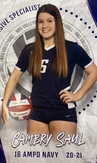 Cambry Saul's Women's Volleyball Recruiting Profile