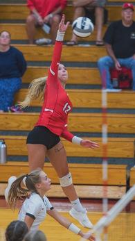 Alexa Mack's Women's Volleyball Recruiting Profile