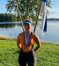 Stina Dewes's Women's Rowing Recruiting Profile