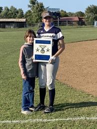 Alicia Sampson's Softball Recruiting Profile