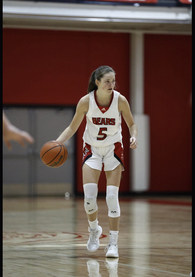 Madelyne Davis's Women's Basketball Recruiting Profile