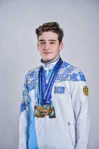 Kirill Vassilyev's Men's Swimming Recruiting Profile