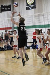 Peter Zurawski's Men's Volleyball Recruiting Profile