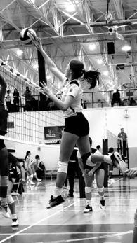Olivia Goss's Women's Volleyball Recruiting Profile