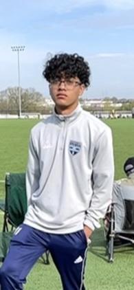 Giovanni Talavera's Men's Soccer Recruiting Profile
