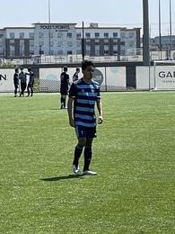 Javier Talavera's Men's Soccer Recruiting Profile