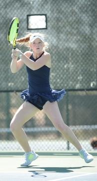 Ellie Morrow's Women's Tennis Recruiting Profile