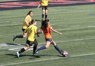 Sabrina Rueda's Women's Soccer Recruiting Profile