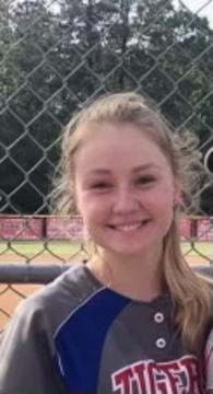 Zoie Anderson's Softball Recruiting Profile