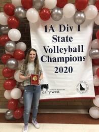 Sara Anderson's Women's Volleyball Recruiting Profile