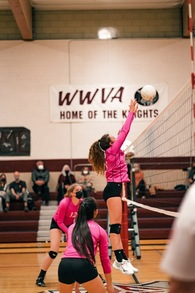 Sahara Browning's Women's Volleyball Recruiting Profile