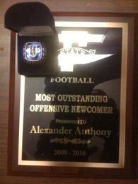 Alexander Anthony's Football Recruiting Profile