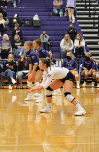 Kendall Sadler's Women's Volleyball Recruiting Profile