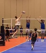 Harrison Hausfeld's Men's Volleyball Recruiting Profile