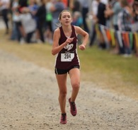 Sarah Maple's Women's Track Recruiting Profile