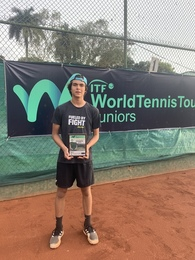 Luis Leon's Men's Tennis Recruiting Profile