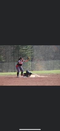 "Leah ""Chyanne"" Martin's Softball Recruiting Profile"