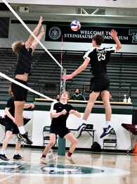 Aaron Grimm's Men's Volleyball Recruiting Profile
