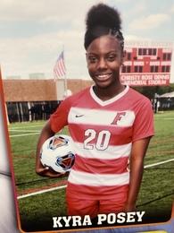 Kyra Posey's Women's Soccer Recruiting Profile