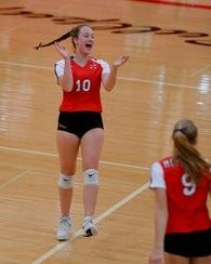 Ella Schmid's Women's Volleyball Recruiting Profile