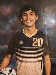 James Giacomo's Men's Soccer Recruiting Profile