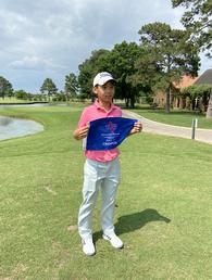 Kuan Zhou's Men's Golf Recruiting Profile
