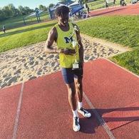 Bryson Wilson's Men's Track Recruiting Profile