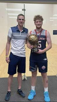 Cameron Ohlsson's Men's Basketball Recruiting Profile